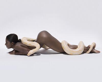 Sylvie Blum, 'Python Woman', 2017