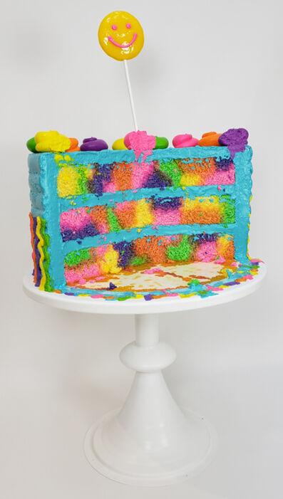 Peter Anton, 'Happy Cake', 2020