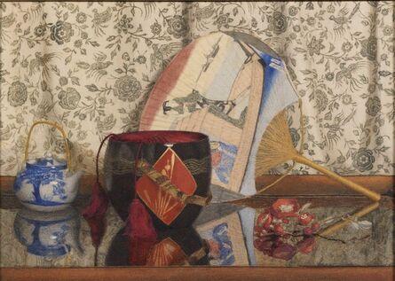 KATE HAYLLAR, 'Souvenirs of Japan', 1883