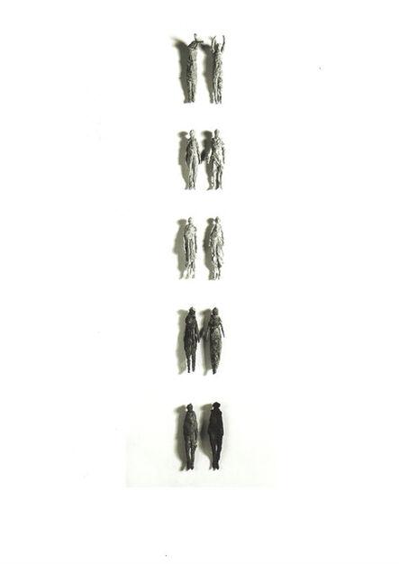 Gretchen Jane Mentzer, 'Passage II'