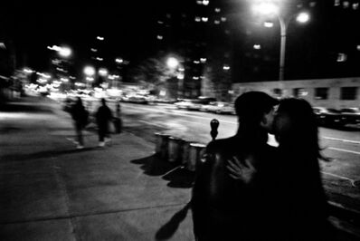 Ken Schles, 'Audrey and Andre Kiss, 14th Street', 1983