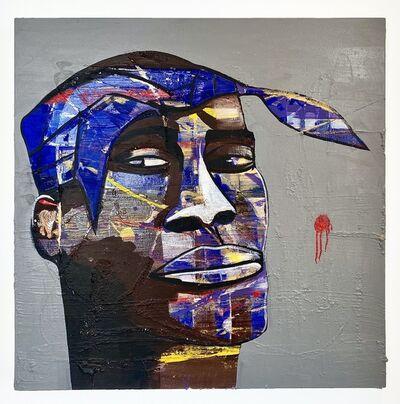 Forrest Kirk, 'Tupac Reincarnated', 2021