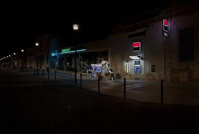Oswaldo Ruiz, 'Antimonument II', 2010
