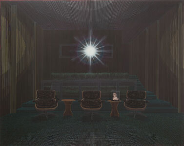 Thomas Broomé, 'Private view', 2011