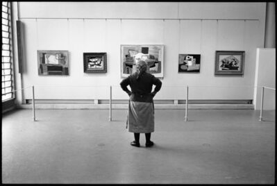 Micha Bar-Am, 'Picasso exhibition at the Tel Aviv Museum ', 1966