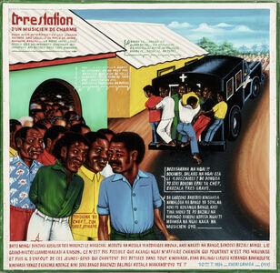 Chéri Samba, 'Arrestation d'un musicien de charme', 1984