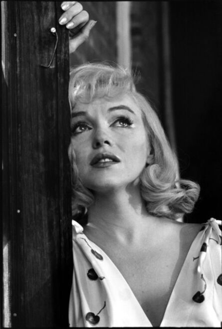 Eve Arnold, ' Marilyn Monroe on the set of the Misfits', 1960