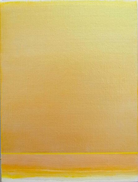 Shingo Francis, 'Yellow Reflecting Green Light', 2018