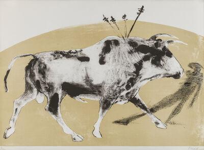Elisabeth Frink, 'Corrida I', 1973