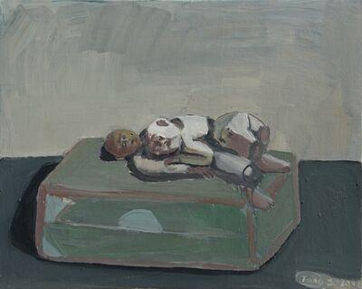Tang Zhigang 唐志剛, 'Sleeping no.1', 2020