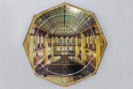 Gina Soden, 'Grand Hotel on Mirror ', 2018