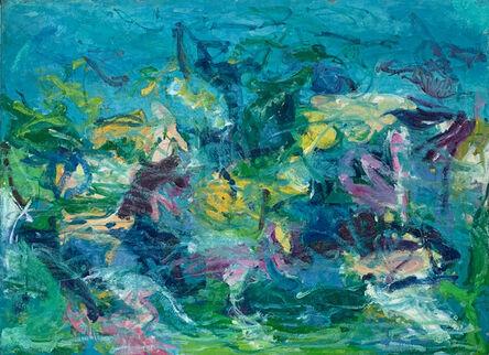 Judith Goldsmith, 'Undersea (Coral Reef) VI', ca. 2018-19