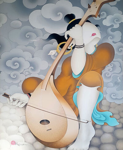 Rabkar Wangchuk, 'Realm of Sound 音之境', 2014