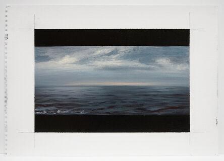 Adam Straus, 'Expanse: Crossing Long Island Sound', 2015