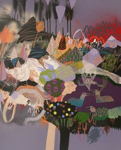 Meghan Hildebrand, 'Awake and Listening', 2017