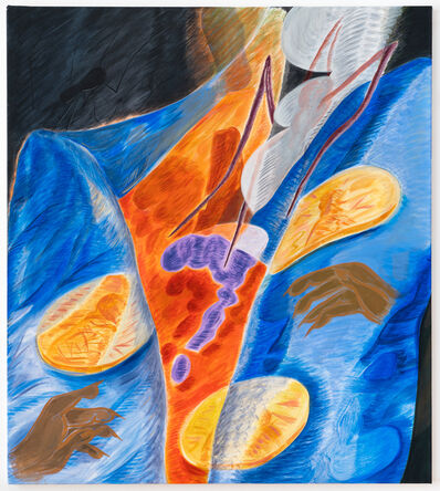 Anjuli Rathod, 'Dissolution', 2017
