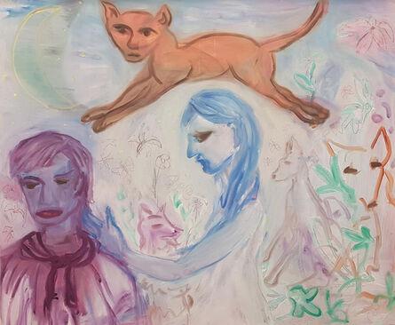 Paige Perkins, 'Grandmother's Spirit Animal', 2018
