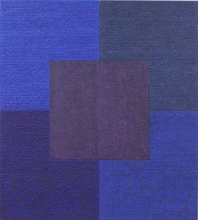 Louise P. Sloane, 'True Blue', 2005
