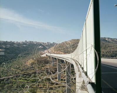 Yishay Garbasz, 'Tunnel Road No. 2', 2004