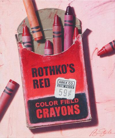 Ben Steele, 'Rothko's Red', 2020