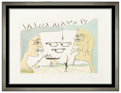 Salvador Dalí, 'Le Telegraphe', 1978