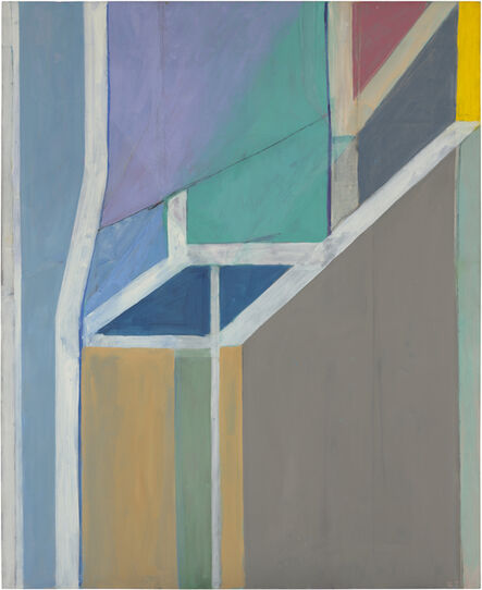Richard Diebenkorn, 'Ocean Park #19', 1968