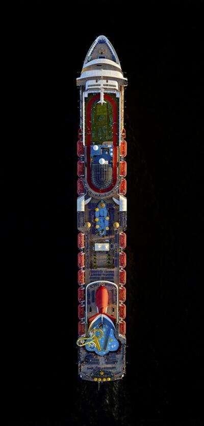 Jeffrey Milstein, 'Carnival Sensation 1', 2013