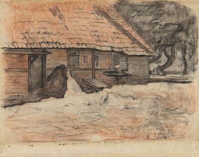 Piet Mondrian, 'Vue d'une ferme à Winterswijk', Unknown