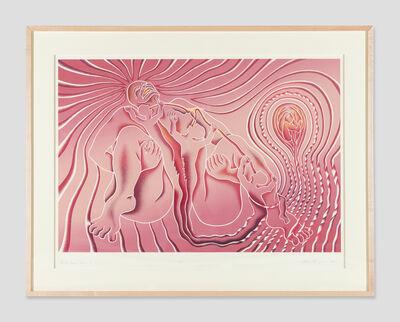 Judy Chicago, 'Birth Tear/Tear', 1985