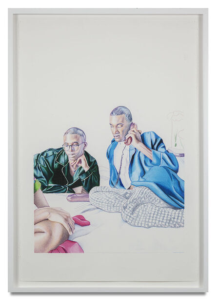 """Jarvis Boyland, 'Study for """"Common House""""', 2019"""