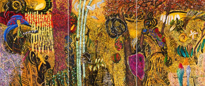 Jim Waid, 'Riparian (Triptych)', 1991
