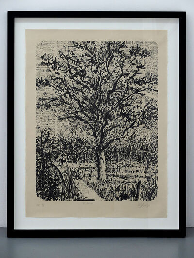 William Kentridge, 'Stone Tree I', 2013