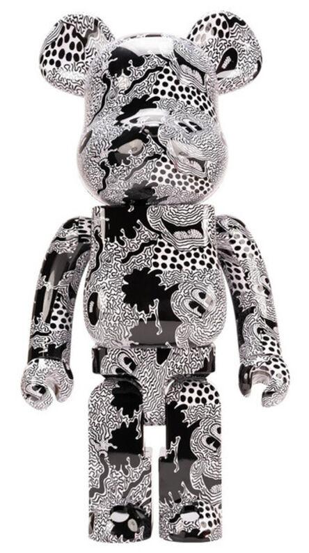 Keith Haring, 'Keith Haring Mickey Mouse 1000% Bearbrick (Keith Haring Berbrick)', 2020