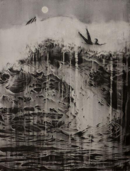 Jose Luis Puche, 'Second movement for a wave', 2017