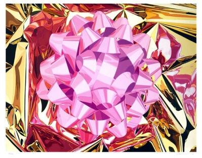 Jeff Koons, 'Pink Bow (Celebration series 2013)', 2013