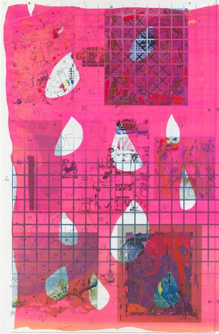 Laura Owens, 'Untitled', 2018