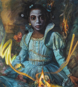 Margaret Bowland, 'Power', 2014