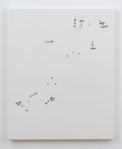 Addie Wagenknecht, 'Liberator Test Rounds 2', 2013