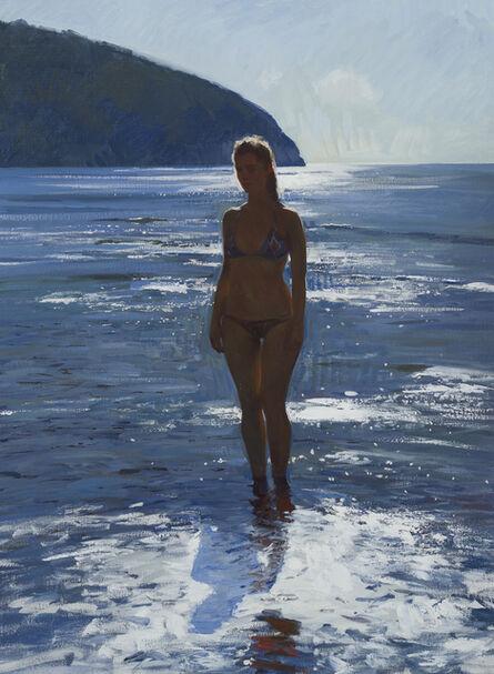 Marc Dalessio, 'Tina Backlit', 2015