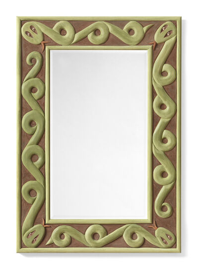 Judy Kensley McKie, 'Snake Mirror', 2012