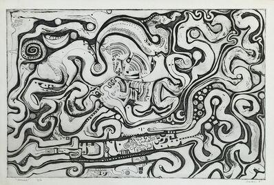 Ibrahim El-Salahi, 'An Neel', 1975