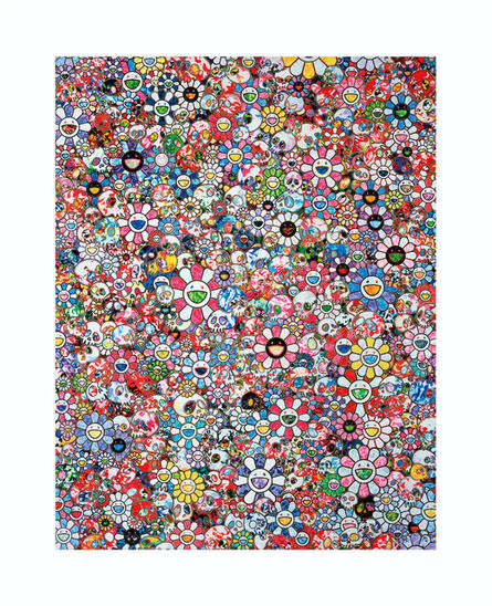 Takashi Murakami, '∞∞∞', 2020