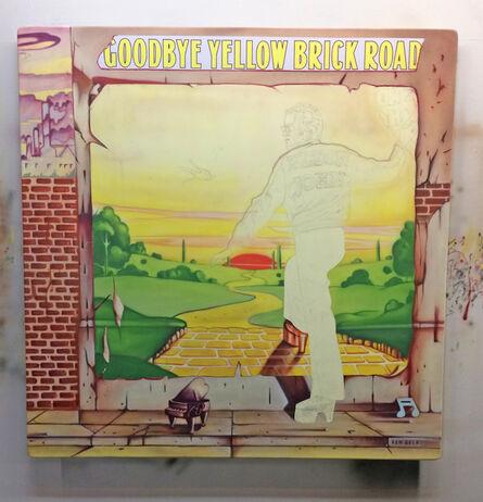 George Mead, 'Goodbye Yellow Brick Road', 2017