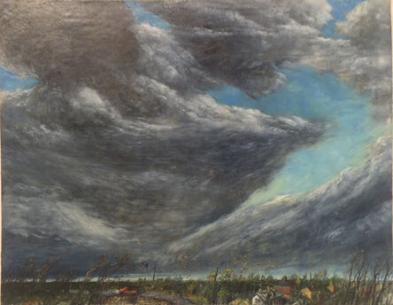 Chester Arnold, 'High Wind, Cushing Maine', 2014