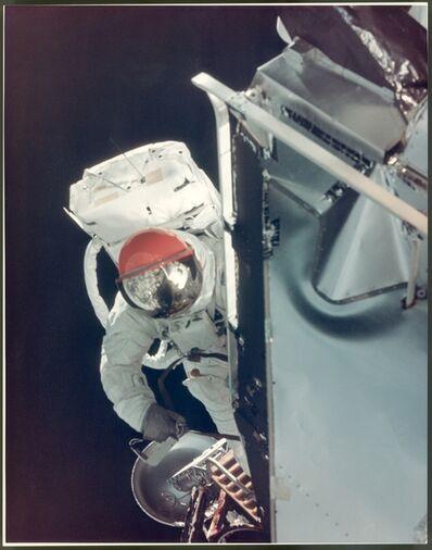 David Scott, 'Russell Schweickart's spacewalk, Apollo 9, March 1969 (Large Format)'