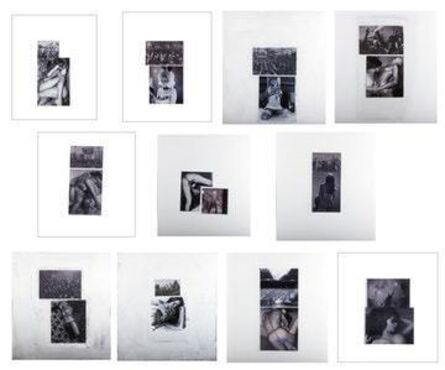 Richard Prince, 'Protest (Portfolio of 11 Sheets)', 2014