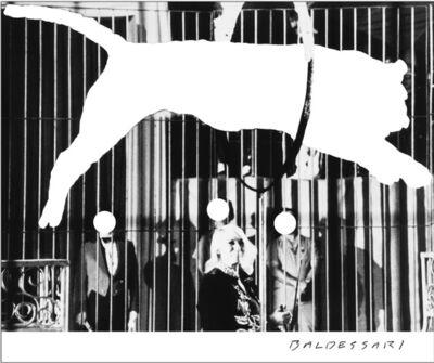 """John Baldessari, 'Baldessari Collaborative MOCA Original Museum Lithographic Poster """"DIY"""" """"DO IT YOURSELF"""" Poster Kit with magic dots  ', 2017"""