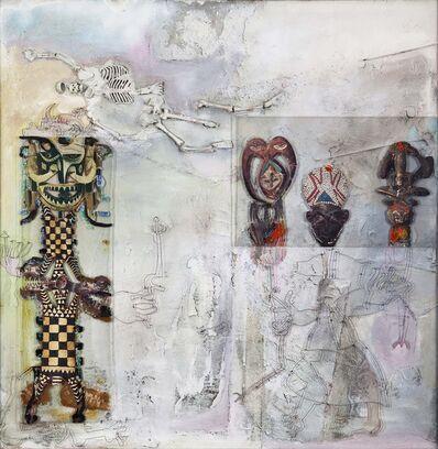 Mohan Samant, 'Masked Dance for the Ancestors', 1994