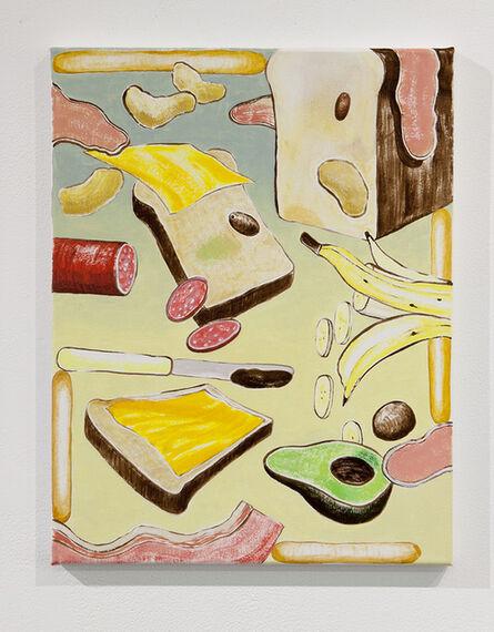 Chris Dolman, 'Floating Foods', 2019