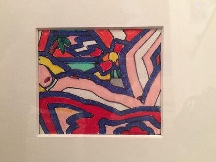 "Tom Wesselmann, 'Studie for sunset nude, ""Variation #5""', 2003"